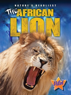 cover image of The African Lion
