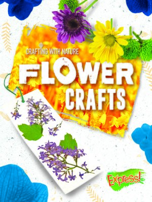 cover image of Flower Crafts
