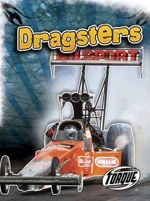 cover image of Dragsters