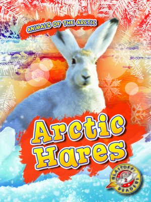 cover image of Arctic Hares