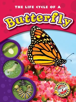 cover image of The Life Cycle of a Butterfly