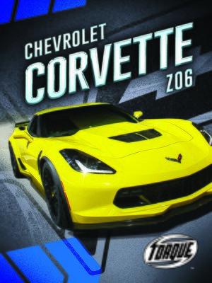 cover image of Chevrolet Corvette Z06