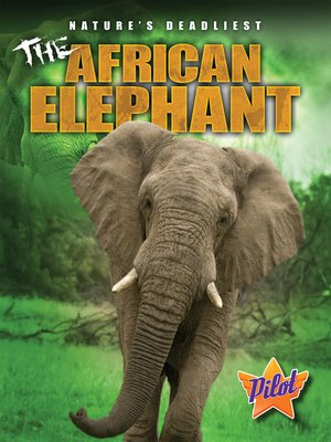 cover image of The African Elephant
