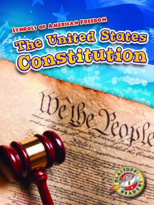 cover image of The United States Constitution