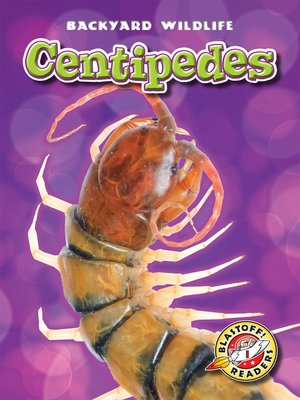 cover image of Centipedes
