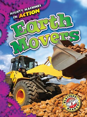 cover image of Earth Movers