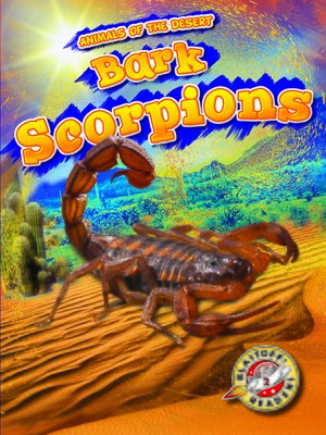 cover image of Bark Scorpions