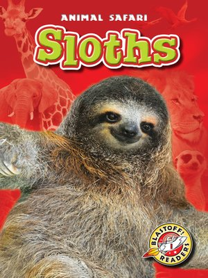 cover image of Sloths