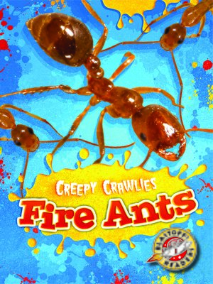 cover image of Fire Ants