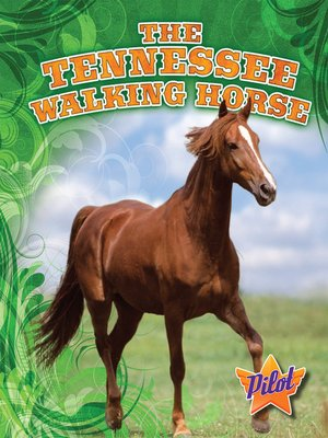 cover image of The Tennessee Walking Horse
