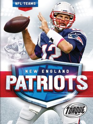 cover image of The New England Patriots Story