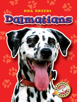 cover image of Dalmatians