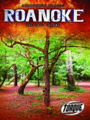 cover image of Roanoke: The Lost Colony