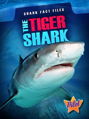 cover image of The Tiger Shark