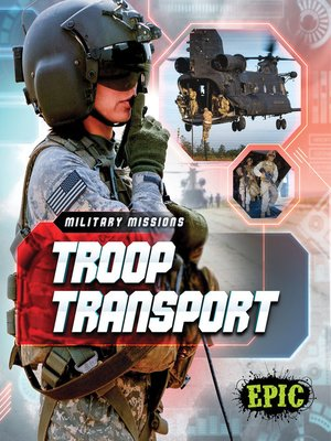 cover image of Troop Transport