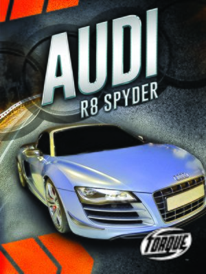 cover image of Audi R8 Spyder