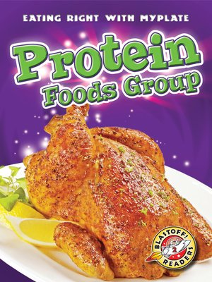 cover image of Protein Foods Group