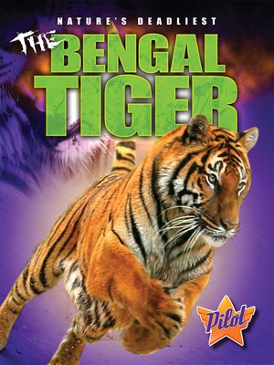 cover image of The Bengal Tiger
