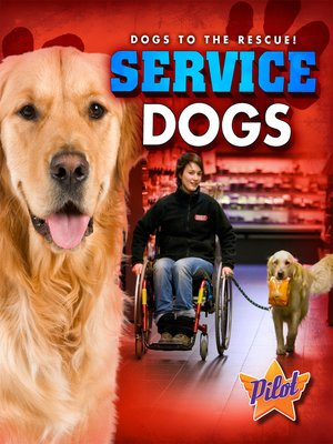 cover image of Service Dogs