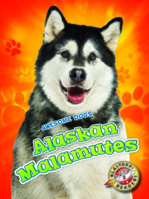 cover image of Alaskan Malamutes