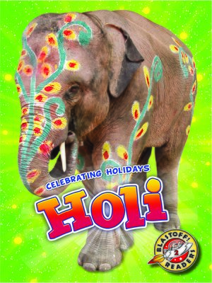 cover image of Holi