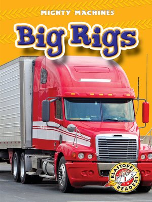 cover image of Big Rigs