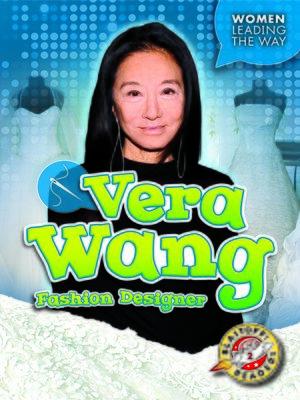 cover image of Vera Wang: Fashion Designer