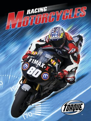 cover image of Racing Motorcycles