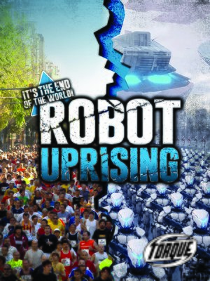 cover image of Robot Uprising