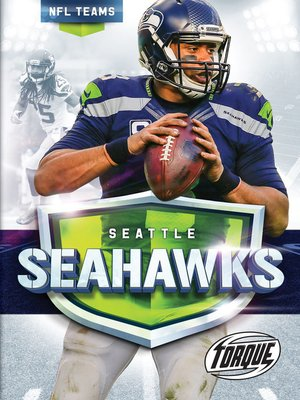 cover image of The Seattle Seahawks Story