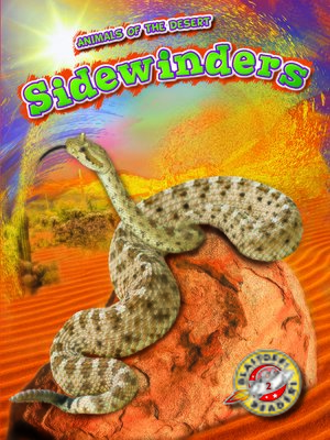 cover image of Sidewinders