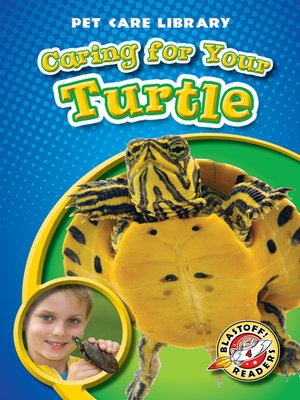 cover image of Caring for Your Turtle