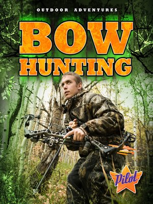 cover image of Bow Hunting