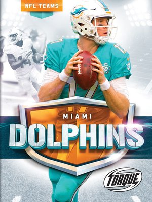 cover image of The Miami Dolphins Story