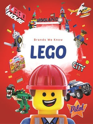 cover image of LEGO