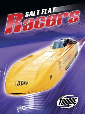 cover image of Salt Flat Racers
