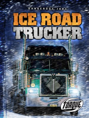 cover image of Ice Road Trucker