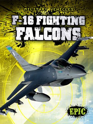 cover image of F-16 Fighting Falcons
