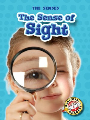 cover image of The Sense of Sight
