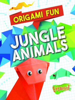 cover image of Jungle Animals