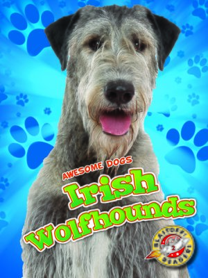 cover image of Irish Wolfhounds