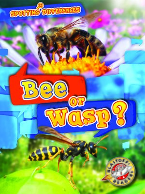 cover image of Bee or Wasp?
