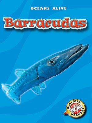cover image of Barracudas