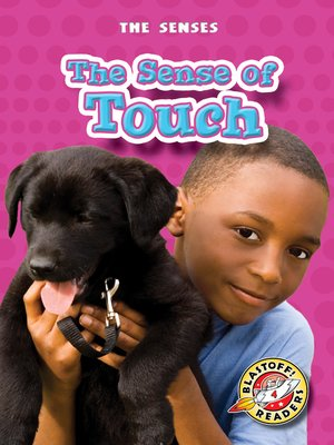 cover image of The Sense of Touch