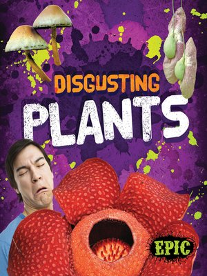 cover image of Disgusting Plants