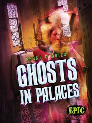 cover image of Ghosts in Palaces