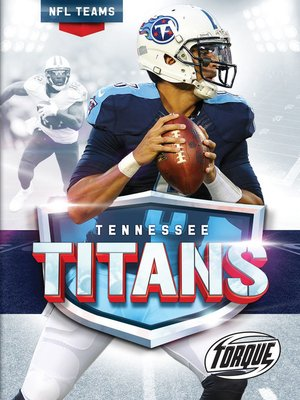 cover image of The Tennessee Titans Story