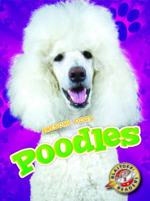 cover image of Poodles