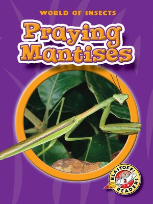 cover image of Praying Mantises
