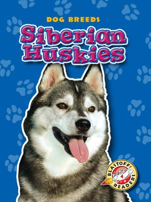 cover image of Siberian Huskies